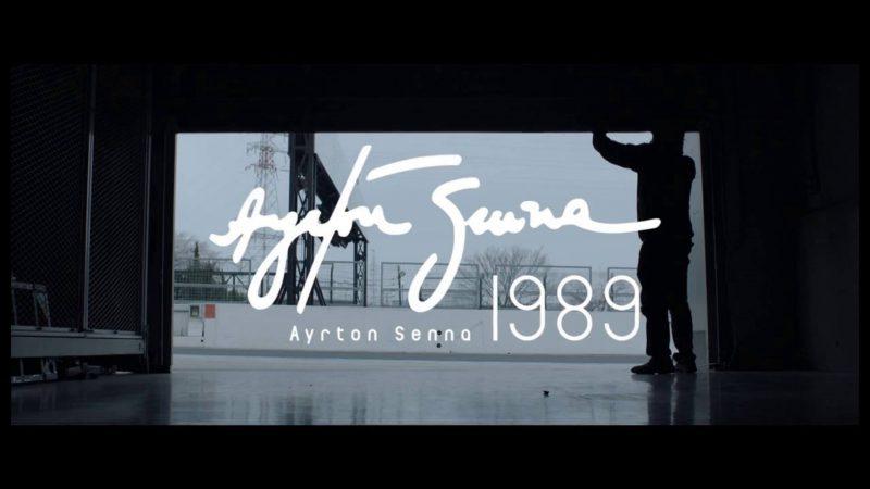 Honda – Ayrton Senna 1989